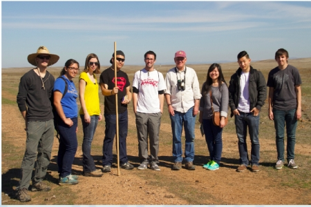 Spring 2014 Service Learning Team